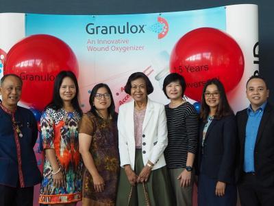 ภาพบรรยากาศ งานประชุมวิชาการ Wound care day กับ Zuellig Phama วันที่ 6 ตุลาคม 2561